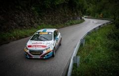 Trofeo 208 Rally Cup Pro: Piancavallo senza gloria per gli emiliani