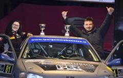 Inizia con un podio la stagione di D'Alberto-Arata (Collecchio Corse)