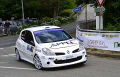 Michele Modugno (Maranello Corse) sfiora il podio al Romagna