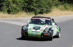 ERMS Rally Cup, Raab Historic: Simone Brusori scala le classifiche