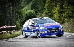 Trofeo 208 Top, 2Valli: prova d'appello per Guglielmini e Cogni
