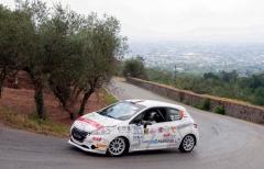 Maranello Corse con Perna-Favali al Rally Day di Casciana Terme