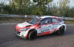 Quattro gare su Hyundai i20 R5 per Franco Rossi (X-Race Sport)
